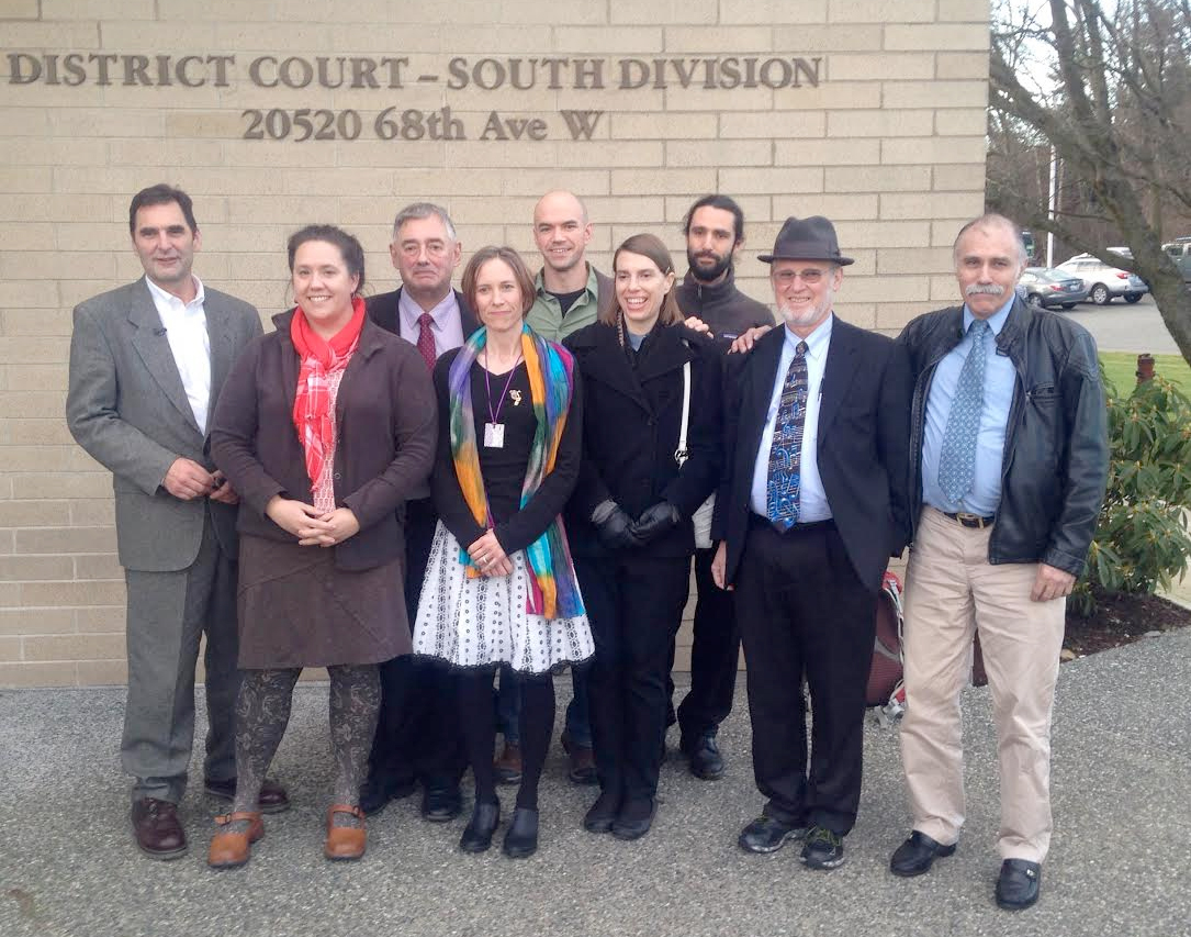 Jury in Delta 5 Climate Case Splits Decision, Shares Sympathy WithProtesters