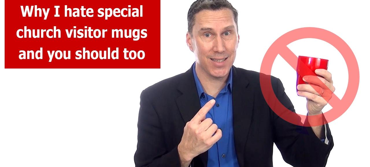 Special Visitor Mugs
